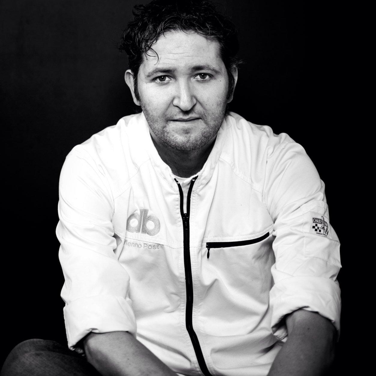 Menno Post, SVH Meesterkok & voormalig Chef de cuisine De Bokkedoorns**
