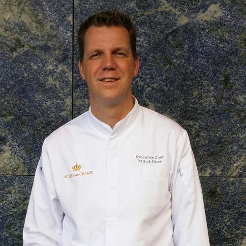 Patrick Otten, Executive Chef Hotels van Oranje